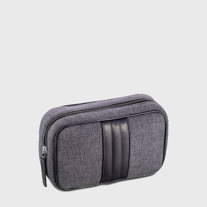 Toilet bag small size Billy blue
