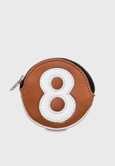 copy of Small easy carry leather purse for man
